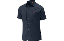 Fjällräven Men's Hjort SS Shirt dark navy